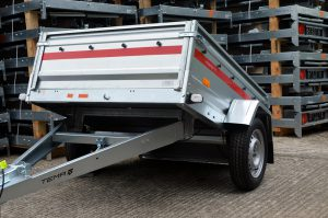T50 Tipping Trailer