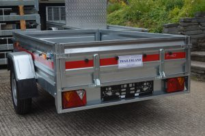T56 Front and rear opening trailer
